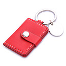 PROMOTION PU LEATHER KEYCHAIN PHOTO FRAME KEYCHAIN