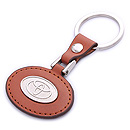 GENUINE LEATHER KEYCHAIN TOYOTA CAR KEY CHAIN