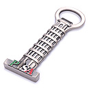 souvenir pisa bottle opener